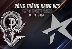 Kết quả vòng thăng hạng VCS Mùa Xuân 2021: OPG vs LXE