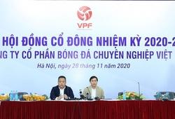 """Ông Nguyễn Minh Ngọc """"thay"""" ông Trần Anh Tú ngồi ghế Tổng giám đốc VPF"""