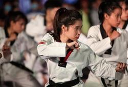 Nét đặc biệt từ 2 tấm huy chương vàng … online của tuyển quyền Taekwondo Việt Nam