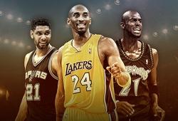 Ấn định thời điểm vinh danh Kobe Bryant và 2 huyền thoại vào Hall of Fame