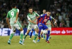 Nhận định Real Betis vs Eibar, 03h00 ngày 01/12, VĐQG Tây Ban Nha