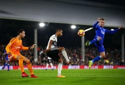 Đội hình ra sân Leicester City vs Fulham đêm nay