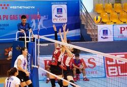 Lịch thi đấu bóng chuyền vô địch Quốc gia năm 2020 vòng 2