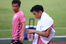 CLB Hà Nội thông báo sốc về chấn thương của Văn Hậu