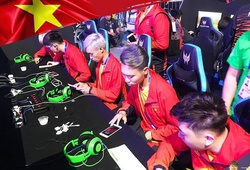 Tiêu chuẩn phong đẳng cấp VĐV Thể thao điện tử (ESport)