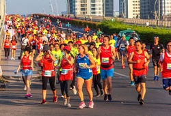 Techcombank Ho Chi Minh City International Marathon nỗ lực vươn mình thành giải chạy lớn nhất Việt Nam