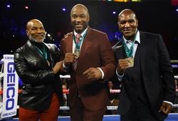 Cựu địch thủ Lennox Lewis nói gì về trận đấu của Mike Tyson