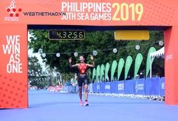 Tròn một năm triathlon-duathlon Việt Nam giành tấm huy chương đầu tiên ở SEA Games