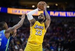 LeBron James gia hạn hợp đồng, gắn bó lâu dài với Los Angeles Lakers