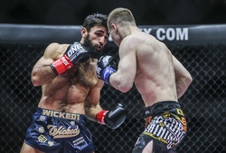 Kickboxer số 1 thế giới Marat Grigorian 'moi gan' đối thủ ngày ra mắt ONE Championship