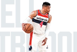 Russell Westbrook từ bỏ áo số 0, hé lộ chuyện không phải ai cũng biết về số áo ưa thích