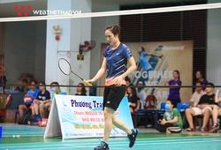 Tay vợt Vũ Thị Trang thất bại trên sân đấu nhưng thành công lĩnh vực mới