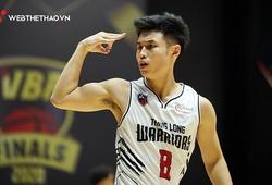 Đoàn Nhất Quang: Canh bạc của HLV Lukic và cú hích bất ngờ cho Warriors