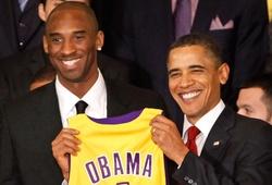 Vượt mặt LeBron, Kobe lẫn Jordan, Barack Obama lập kỷ lục áo đấu
