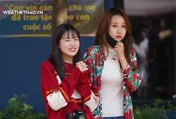 Hàn Quốc - Hà Nội thắng Tân Triều đầy kịch tính, lên đầu bảng B4