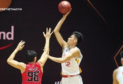 Phú Vinh đạt FG tới 88%, Saigon Heat áp đảo Thang Long Warriors