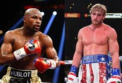 HOT: Floyd Mayweather Jr đấu Boxing với Logan Paul năm 2021