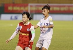 Giải VĐQG nữ 2020: TKS Việt Nam chắc chắn giành huy chương đồng