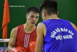 """Tay đấm giành vé Olympic Tokyo Nguyễn Văn Đương """"nản"""" vì không được thi đấu"""