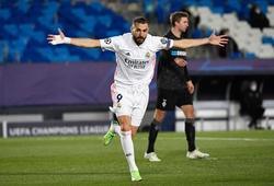 Video Highlight Real Madrid vs Gladbach, cúp C1 2020 đêm qua