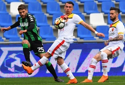Nhận định Sassuolo vs Benevento, 02h45 ngày 12/12, VĐQG Italia