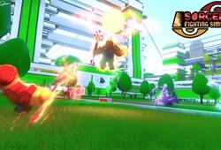 Code Sorcerer Fighting Simulator: Cách nhận và nhập code Roblox