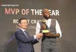 KẾT QUẢ bóng rổ VBA Awards 2020: Robert Crawford ghi danh MVP