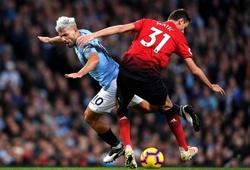 Thành tích đối đầu MU vs Man City trước vòng 12 Ngoại hạng Anh