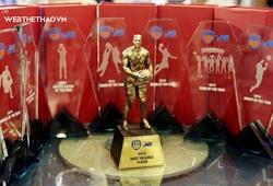 VBA Awards 2020: Mike Bell, Robert Crawford và Joshua Keyes đua MVP