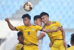 Đội hình ra sân U21 SLNA vs U21 Phố Hiến hôm nay