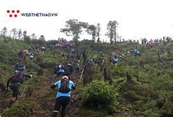 Điều kiện tham dự cự ly siêu khủng 160km của giải chạy đường mòn Sa Pa gây sốt