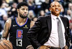 HLV Doc Rivers hé lộ Paul George bị cô lập ở LA Clippers