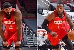 Bộ đôi John Wall - DeMarcus Cousins tái xuất mạnh mẽ, Rockets thắng đậm ngày ra quân preseason
