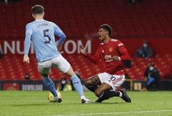 Video Highlight MU vs Man City, Ngoại hạng Anh 2020 đêm qua