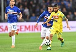 Nhận định Napoli vs Sampdoria, 21h00 ngày 13/12, VĐQG Italia