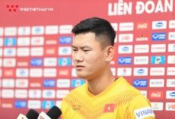 Tuyển thủ Việt Nam lo lắng khó ghi điểm với thầy Park vì chấn thương