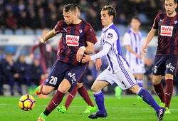Nhận định Real Sociedad vs Eibar, 20h ngày 13/12, VĐQG Tây Ban Nha