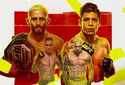 Kết quả UFC 256: Hòa nghẹt thở Moreno, Deiveson Figuiredo giữ đai Flyweight