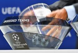 Kết quả bốc thăm vòng 1/8 cúp C1 2020/2021: Đại chiến PSG vs Barca