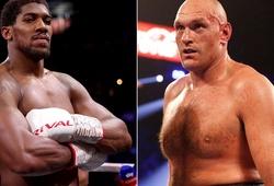 """Tyson Fury: """"Joshua đang sợ hãi, tôi sẽ knockout cậu ta trong 3 hiệp"""""""
