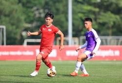 """U15 Hà Nội tái xuất, """"đàn anh"""" Quang Hải đủ điều kiện dự AFC Cup"""