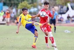 Lịch thi đấu bán kết U21 Quốc gia 2020: Nam Định vs SLNA