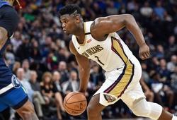 Lịch thi đấu NBA Preseason ngày 15/12: Zion Williamson xuất trận