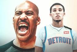 """LaVar Ball chê Detroit Pistons là """"giẻ rách"""" vì sa thải LiAngelo Ball"""
