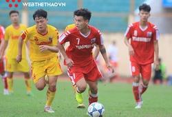 Vào bán kết, HLV U21 SLNA vẫn bàng hoàng với phong độ của hàng thủ