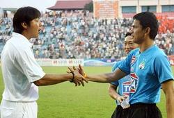 HLV Kiatisuk sẽ đối đầu Huỳnh Đức trên sân Bình Dương