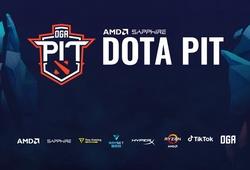 Lịch thi đấu Dota 2 OGA Dota PIT Season 4: Europe CIS