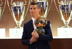 Quả bóng vàng 2021: Ronaldo nỗ lực bắt kịp Messi