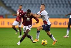 Nhận định AS Roma vs Torino, 02h45 ngày 18/12, VĐQG Italia