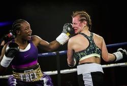 """Claressa Shields: """"Bắt đầu với MMA, nhưng tôi chưa từ bỏ quyền Anh"""""""